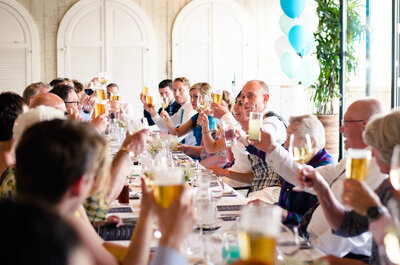Bruiloft catering: originele ideeën om je gasten te verrassen met een geweldig menu!
