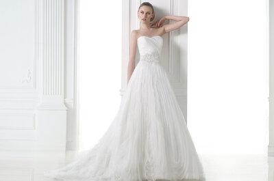 La cinta tra i must have 2015: scoprila in tutte le fantasie e i tessuti che valorizzano il tuo abito da sposa