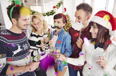 11 tipos de pessoas que se destacam em todos os eventos de Natal