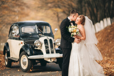 Peinado y maquillaje para un look de novia clásica. ¿Qué opciones tenemos?