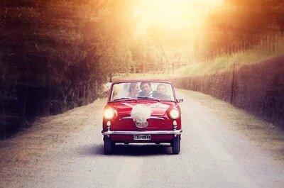 Un Real Wedding speciale nella romantica Toscana