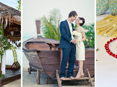 Paradise Koh Yao: for a truly unique and romantic destination wedding and honeymoon in Thailand!