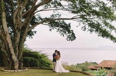 Casamento informal nota 10 com ZERO stress: ideias fantásticas para o seu!