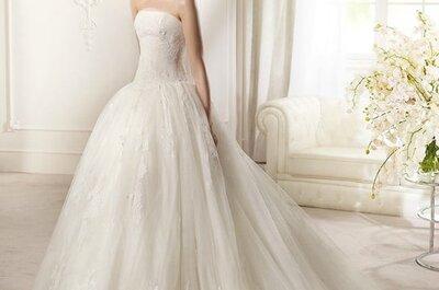 Abiti sposa San Patrick Collezione Costura 2013