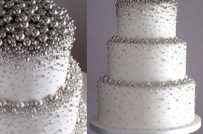 Come decorare un matrimonio con i toni dell'argento: 4 idee eleganti e raffinate