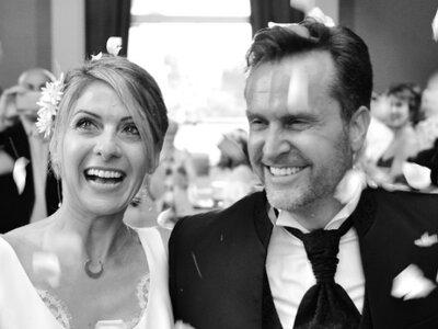 Alice et Franck : Leur émouvante cérémonie laïque au Théâtre de l'Ouest Parisien de Boulogne