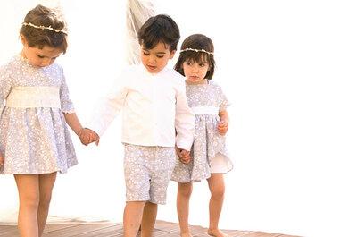 Abiti da cerimonia per bambini: anche i paggetti vogliono la loro parte!