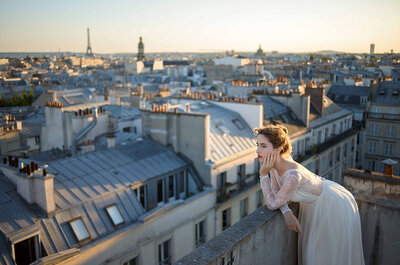Your destination wedding in the City of Love with Label' Emotion Paris