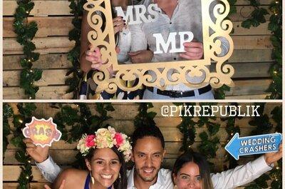 PikRepublik: Fotocabinas en tu boda. ¡Los mejores recuerdos!