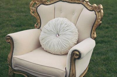 A lucirse con la decoración incluyendo muebles estilo vintage chic