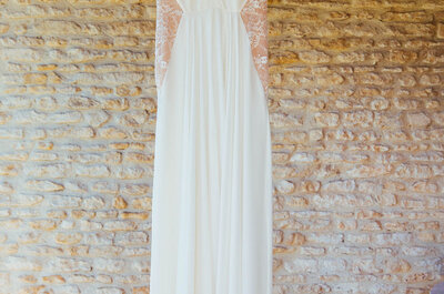 We're loving all the style in this Great Gatsby Inspired Wedding