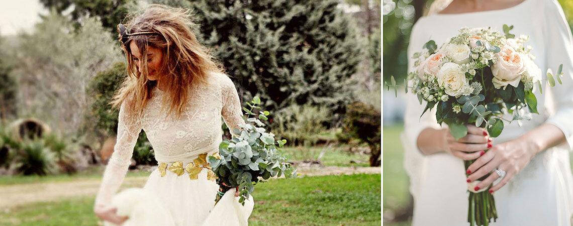 10 ramos para 10 novias de invierno