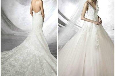Les boutiques de robes de mariée à Paris pour trouver LA robe de vos rêves pour 2017 !