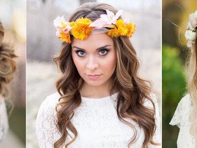 Maquillaje novias: Tres looks fieles a vuestro estilo