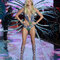 Devon Windsor no desfile de Victoria´s Secret.