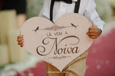 Placas de casamento: saiba como utilizá-las com muita originalidade!