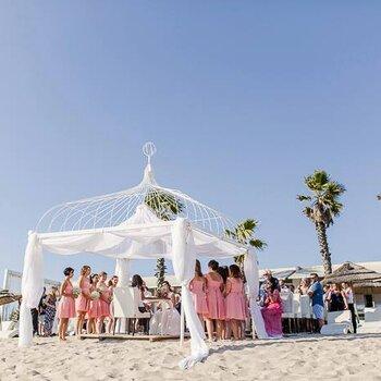 Decorações para o seu casamento na praia, as tendências para 2017