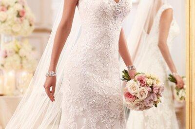 Stella York 2015: Vestidos de novia que serán el complemento perfecto para tu gran día