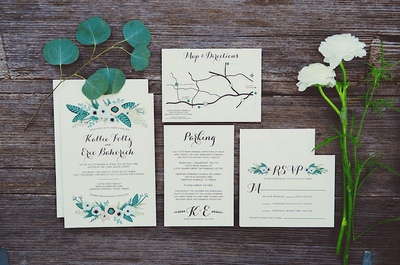 Handy hints on how to get hold of your wedding guests' addresses