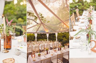 10 ideas de decoración para organizar una boda en primavera