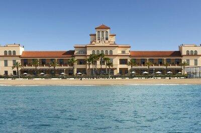 Los 9 mejores hoteles para bodas en Tarragona