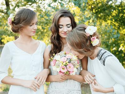 El mejor maquillaje para una dama de boda: ¡Un tutorial MUST!