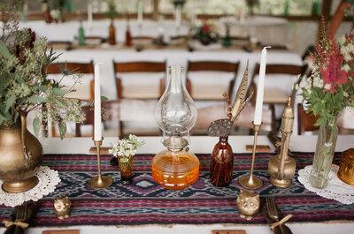 Pequenos detalhes vintage que fazem toda a diferença no seu casamento