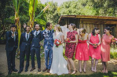 Descubre las 4 razones por las que NO deberías comparar tu boda con la de alguien más