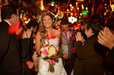 Budgettip: besparen op bruiloftsgasten en locatie