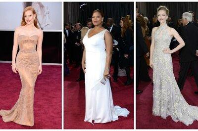 10 Wedding-Worthy Dresses from the 2013 Oscars! (PHOTOS)