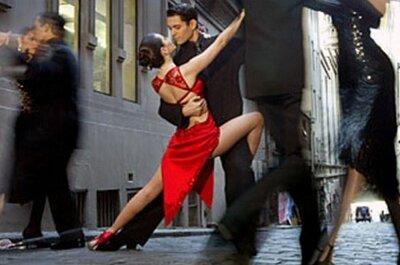#Buenos Aires (argentina): lua-de-mel 'tango'