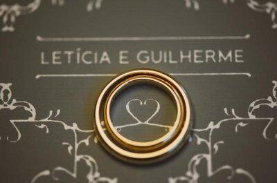 Lele e Guilherme: romantismo e alegria em um casamento no Rio de Janeiro