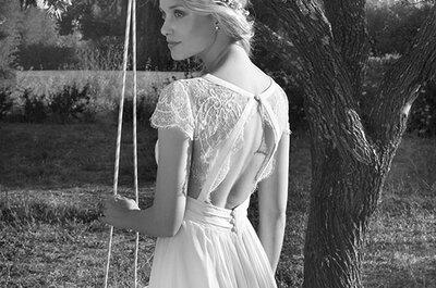 Découvrez les plus grandes marques et créateurs de robes de mariée chez O'Scarlett