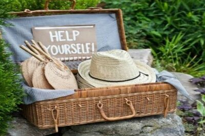 Recordatorios originales de matrimonio para tus invitados