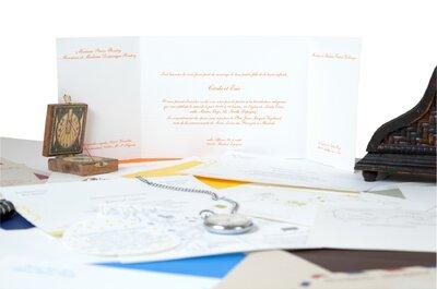 10 geniales ideas para conseguir que las invitaciones de tu boda no caigan en el olvido