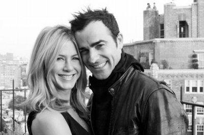 Jennifer Aniston y Justin Theroux están comprometidos