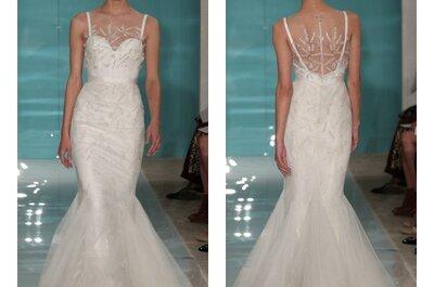 Vestidos de noivas com detalhes nas costas