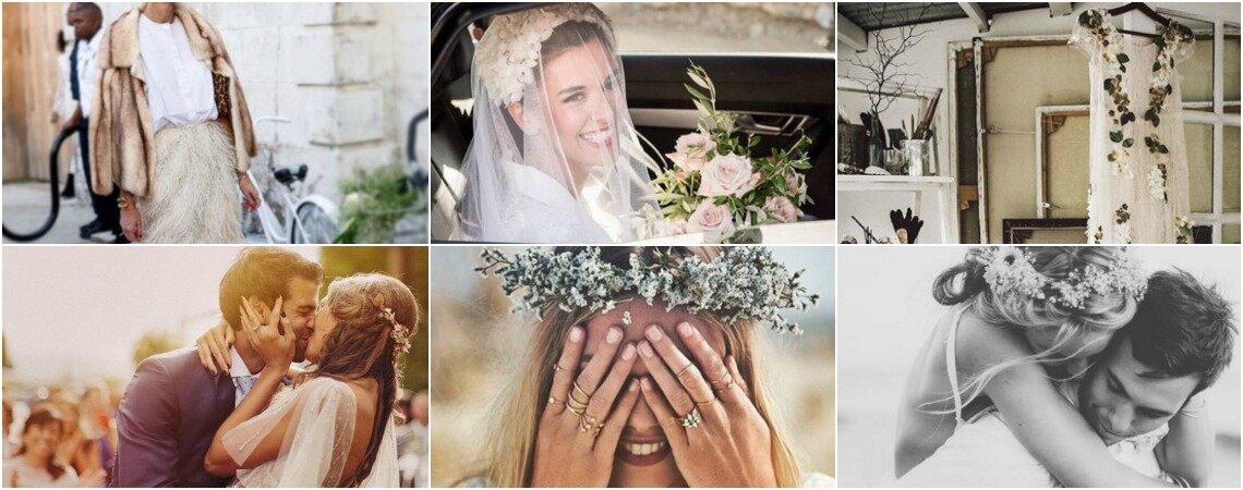 18 cuentas de Instagram que tienes que seguir durante la organización de tu boda