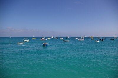 Une lune de miel extra : Direction le Cap Vert et ses paysages de rêve!