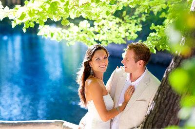 Ocho cosas que tienes sí o sí que planificar en una boda. ¡Lo agradecerás!