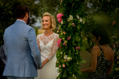 Real Wedding: The Gorgeous Love Story of two Brits who said