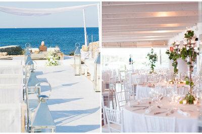 Los 10 mejores lugares para celebrar una boda en la isla de Ibiza
