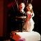 Muñequitos para el pastel de boda