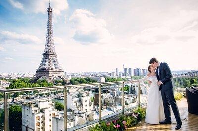 Les 15 photographes de mariage de Paris et d'Ile-de-France incontournables!
