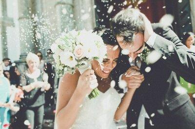 As 50 coisas que não vai querer MESMO fazer no seu casamento