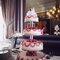 Torta de boda espectacular. Foto: Rings Trouwfotographie & Feestudio