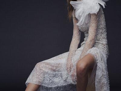 Vera Wang 2015: Romántica y seductora