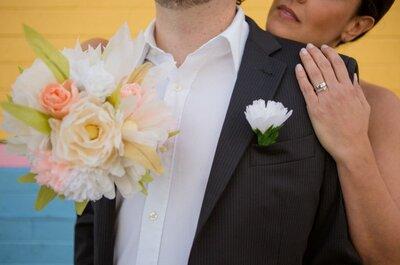 Casamento real de Renata e Fabio em Las Vegas