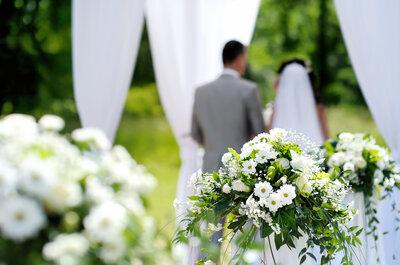 Die Blumenschmuck-Trends 2017: Ideen von Hochzeitsexperten!