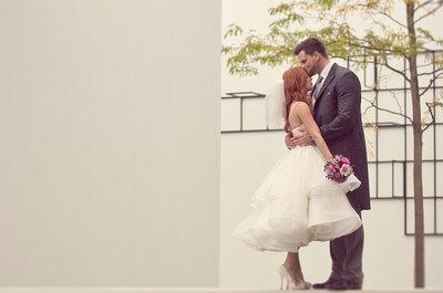 Real Wedding: Yvonne und Sascha sagten JA in Köln!